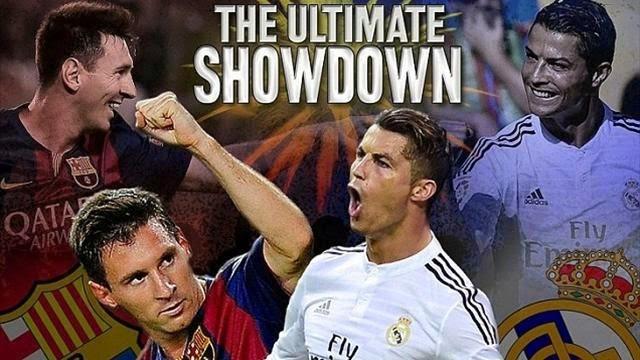 مشاهدة اهداف مباراة ريال مدريد وبرشلونة اليوم السبت 25 اكتوبر 2014