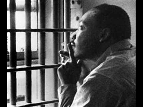 Plodding Pilgrimage: MLK's Letter From Birmingham To Me