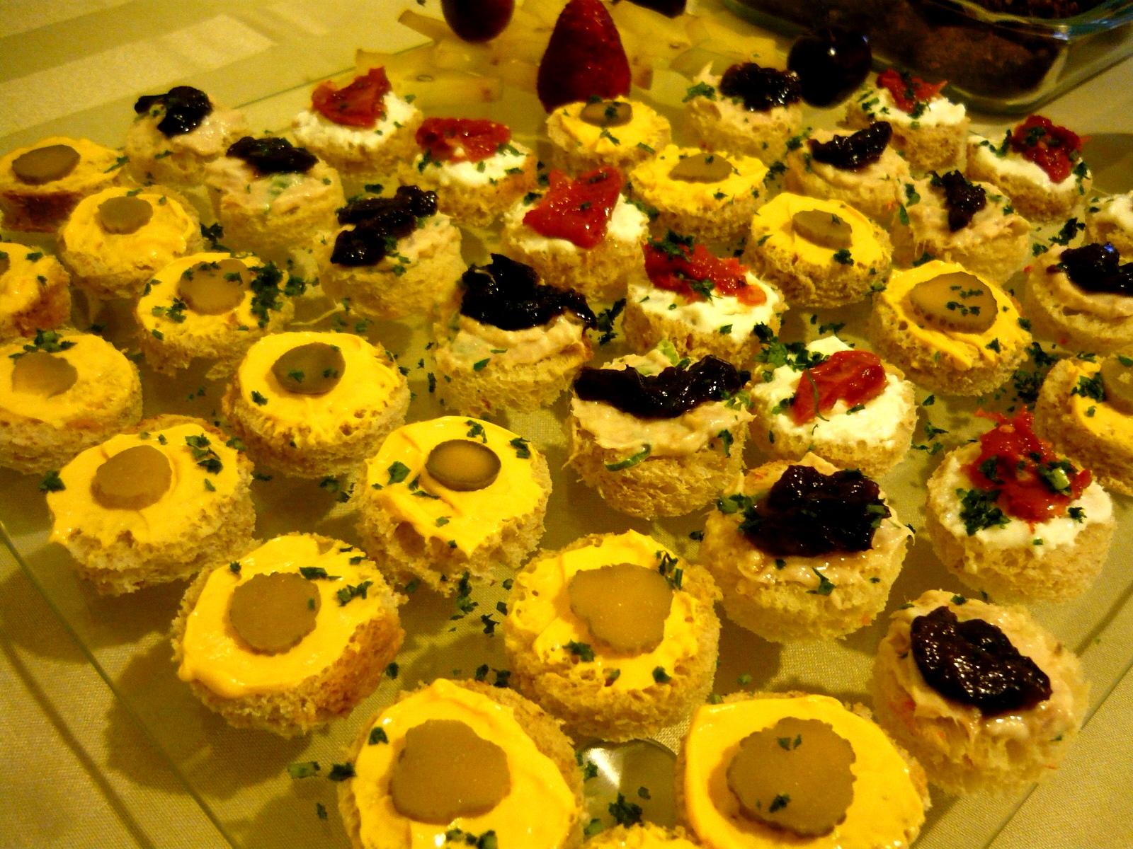 Cozinha santa canap s queijos e frutas for Canapes simples e barato
