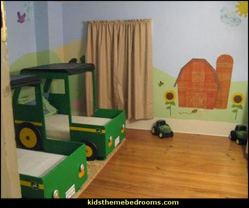 Decorating Theme Bedrooms Maries Manor John Deere Delectable Tractor Themed Bedroom Minimalist
