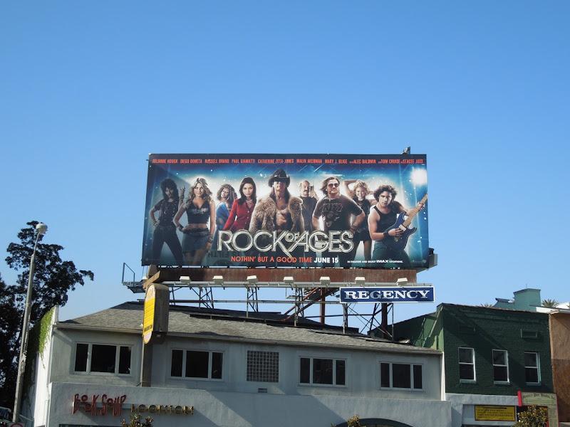 Rock of Ages billboard