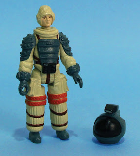 "Super 7 3.75"" Kenner Alien ReAction Figures - Kane"