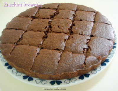low calories healthy brownies