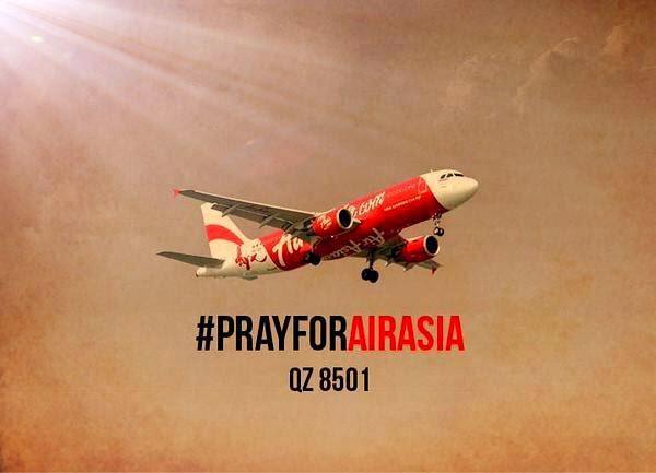 Dibalik Hilangnya Air Asia QZ8501 | #PrayForAirAsia