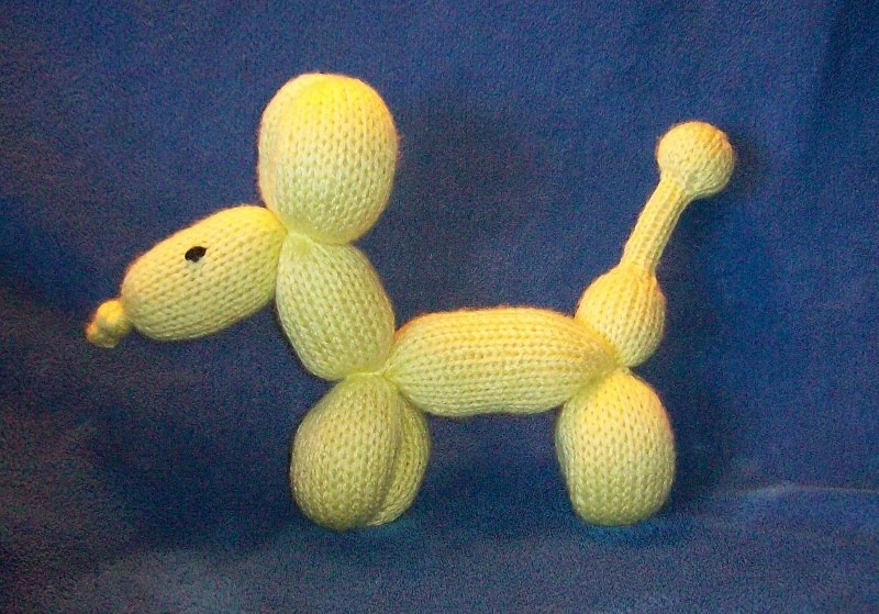 balloon twisting dog instructions
