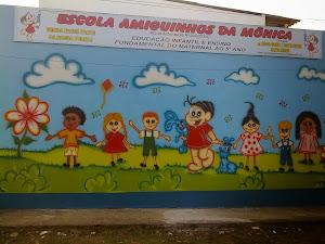 ESCOLA AMIGUINHOS DA MÔNICA