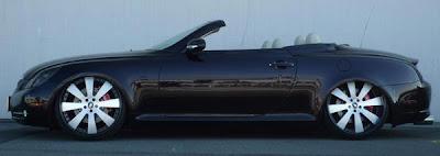 Lexus Conversível