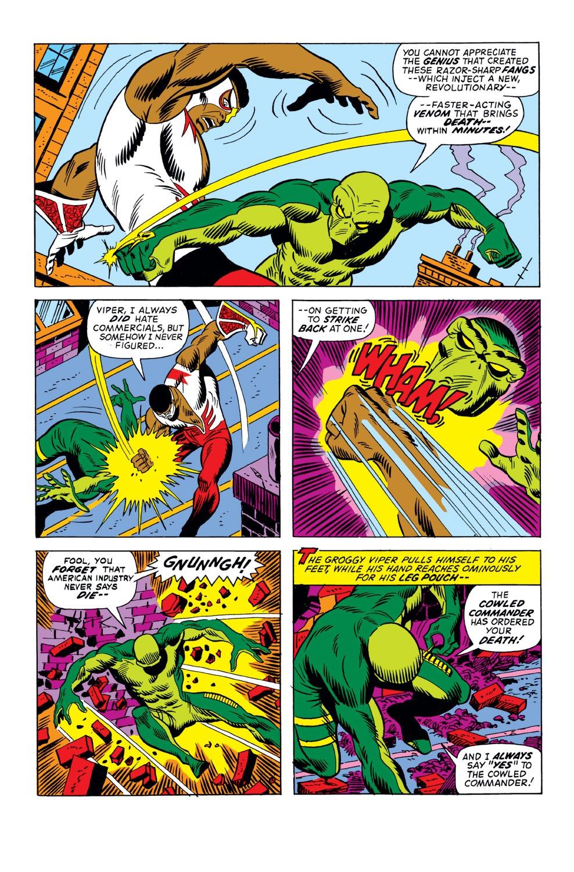 Captain America (1968) Issue #157 #71 - English 16