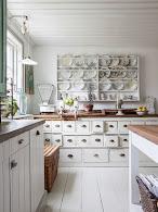 Vårt kök i Vakre Hjem & Interiör