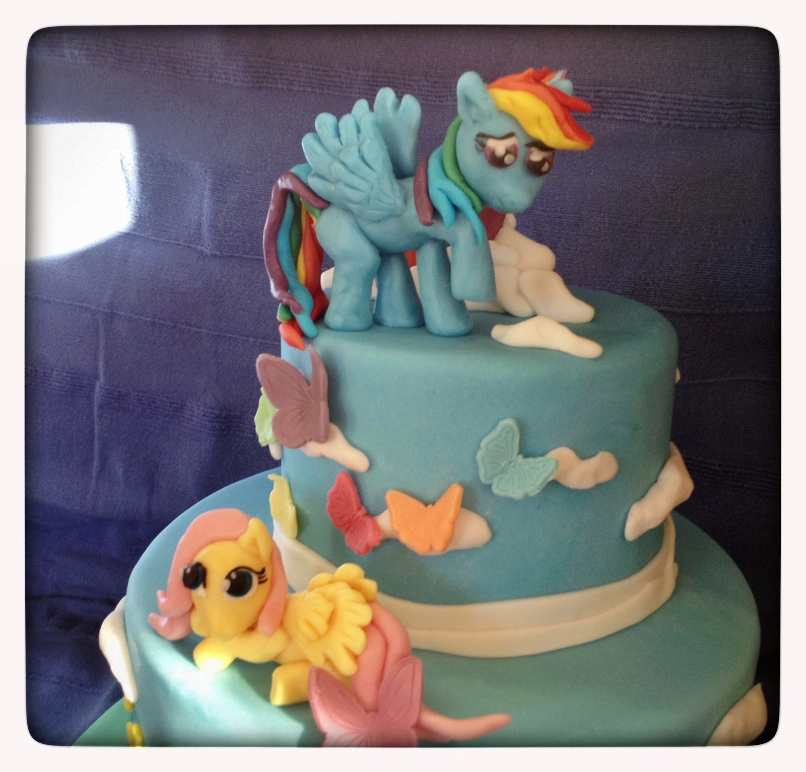 Paola alix in cakes torta quot my little pony