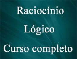 RACIOCÍNIO LÓGICO COMPLETO - JOSELIAS