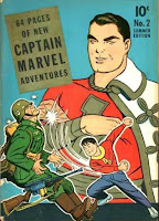 Captain Marvel Adventures #2 cover image