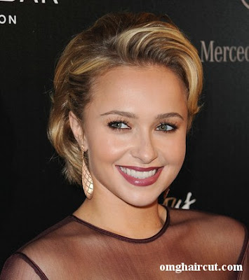 hayden panettiere hairstyle pictures. short hair styles 2011.