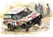 Range Rover, 1987