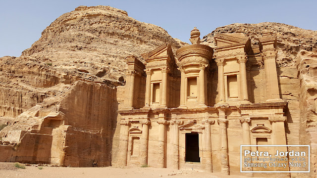Petra Monastery Photos 2016