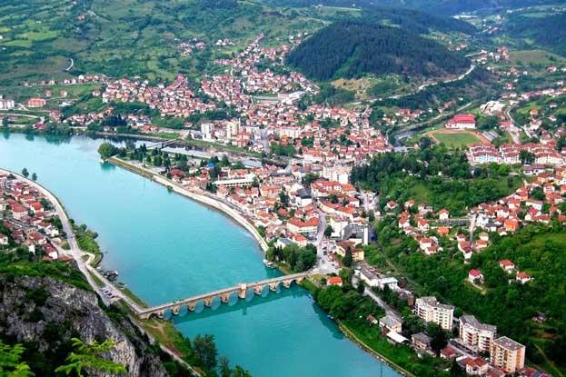 Mehmed Pasa Sokolovic Bridge in Visegrad Heritage