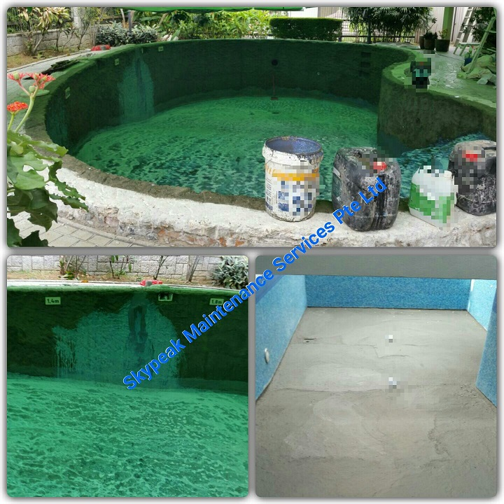 Swimming Pool Maintenance In Singapore Swimming Pool