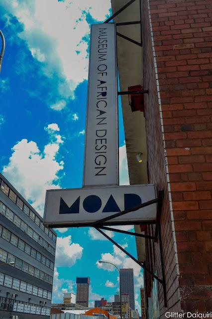 Museum of African Design Maboneng