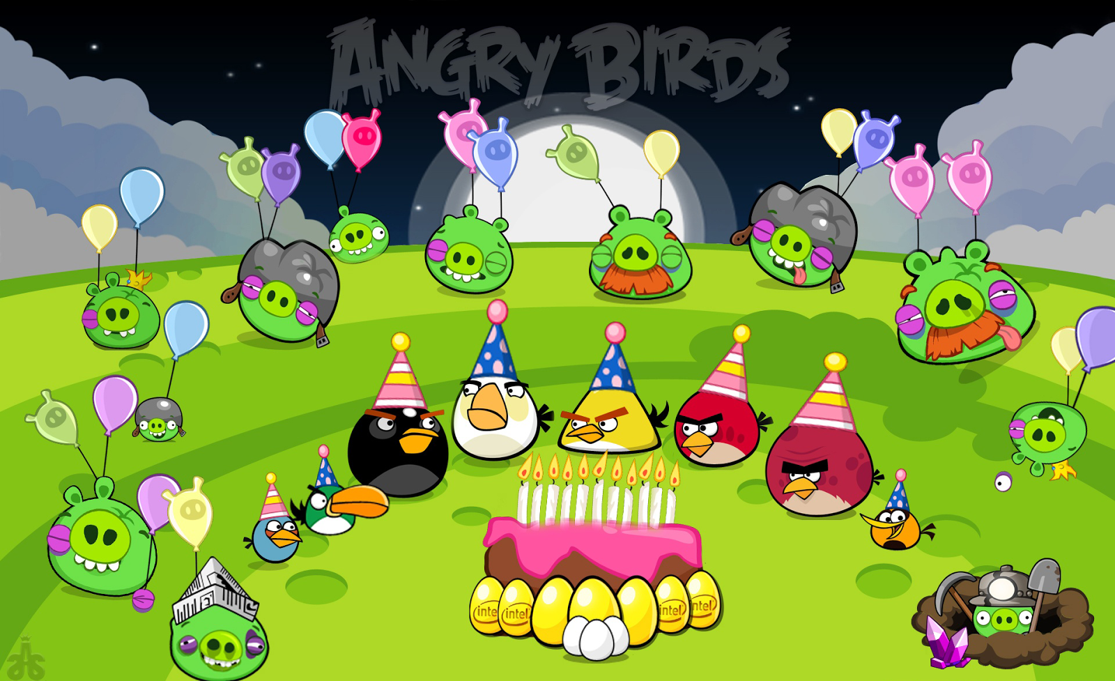 download wallpaper angry birds đẹp nhất