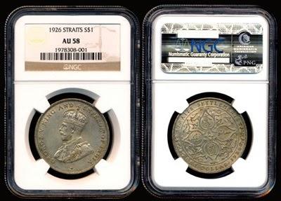 1926 1 dollar