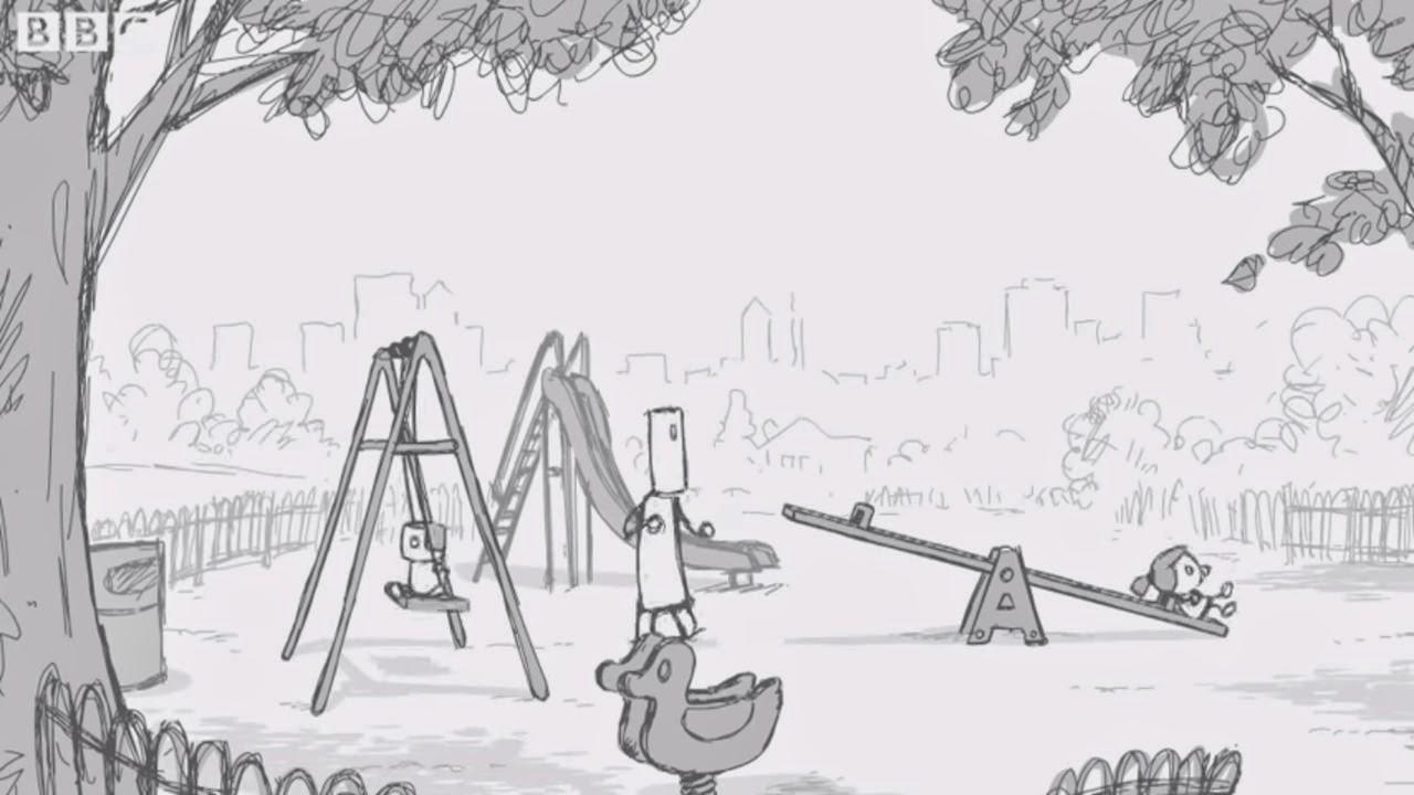 playground oyun alani