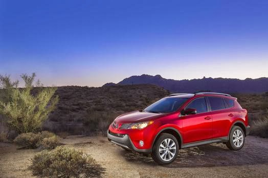 What $2,720 Extra Buys You In The Toyota RAV4 Limited