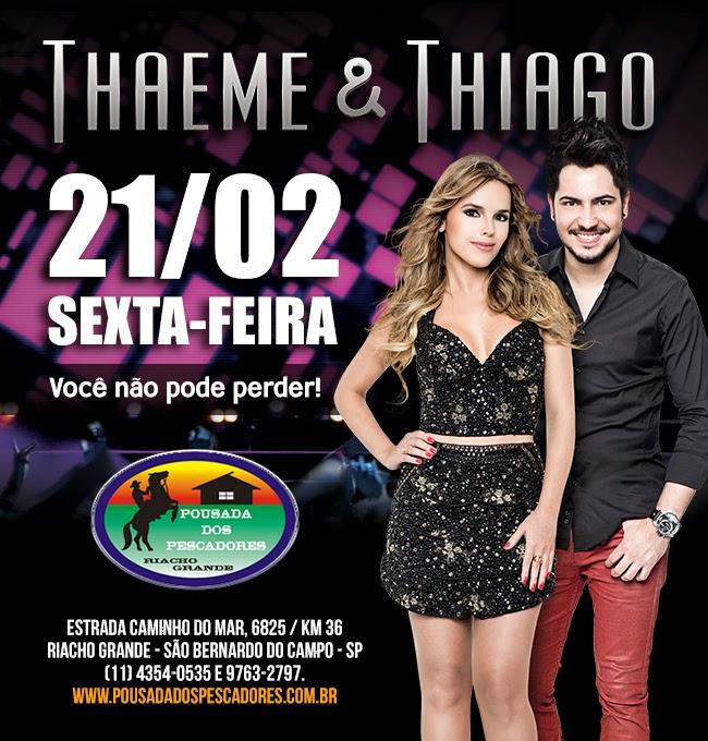 Thaeme e Thiago
