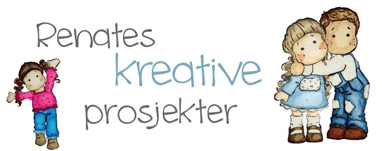 Renates kreative prosjekter