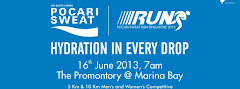 Pocari Sweat Run 2013 - Singapore