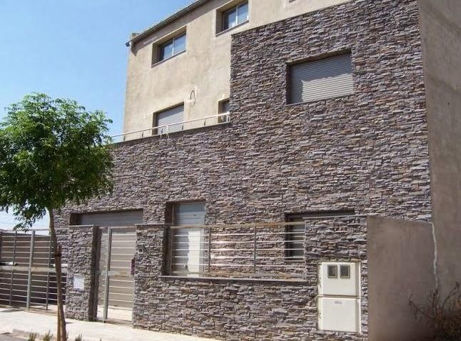 Fachadas de piedra fachadas de piedra artificial for Piedras para fachadas minimalistas