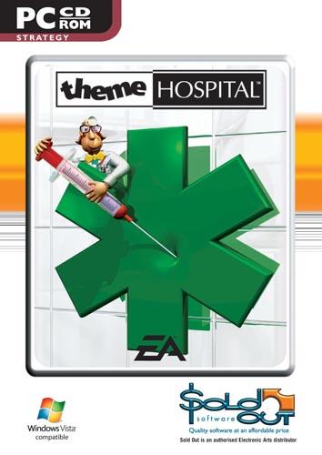 Theme+Hospital+ +PC Theme Hospital PC