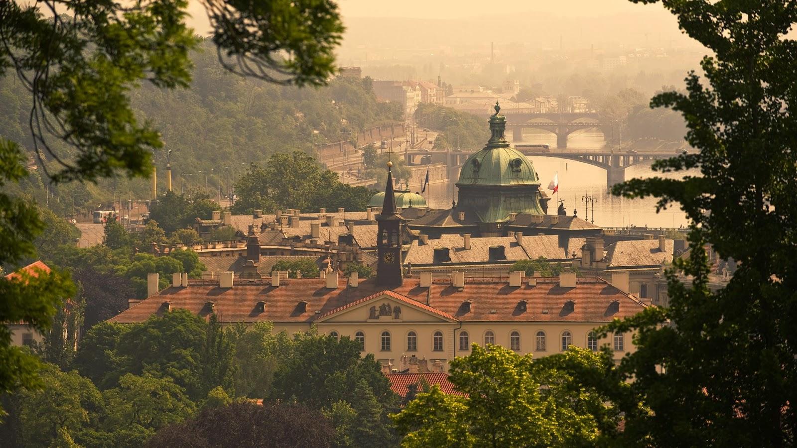 beautiful eastern europe prague czech republic