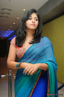 actress anjali hot saree photos at masala telugu movie audio launch+(4) Anjali Saree Photos at Masala Audio Launch