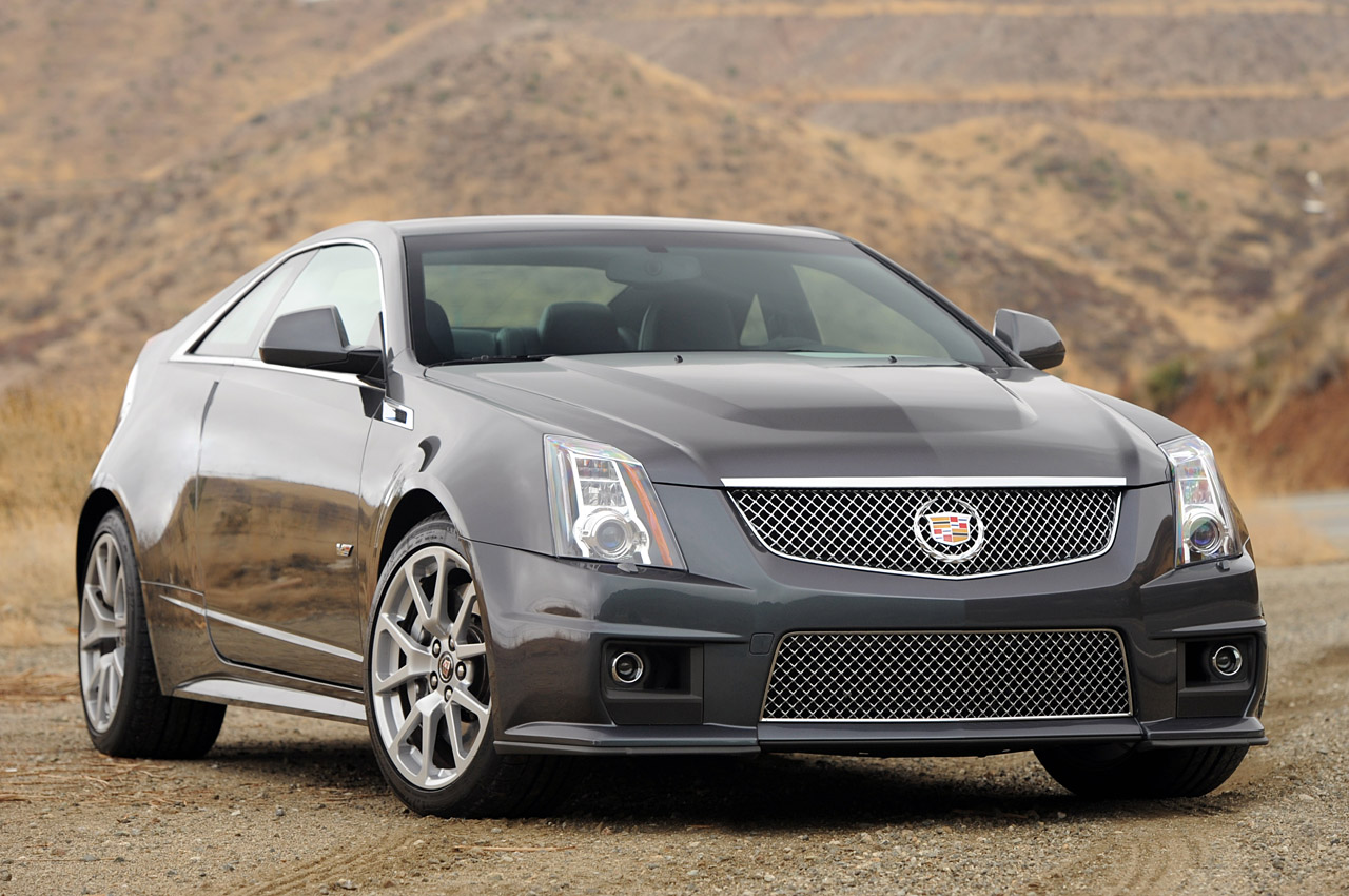 Cadillac Cars 2012 Automotive Todays