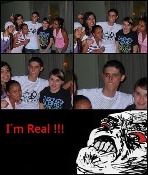 Damn, He Is Real!