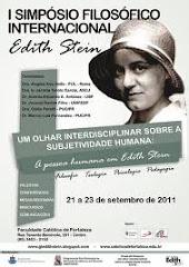 ESPECIAL: I SIMPÓSIO FILOSÓFICO INTERNACIONAL EDITH STEIN