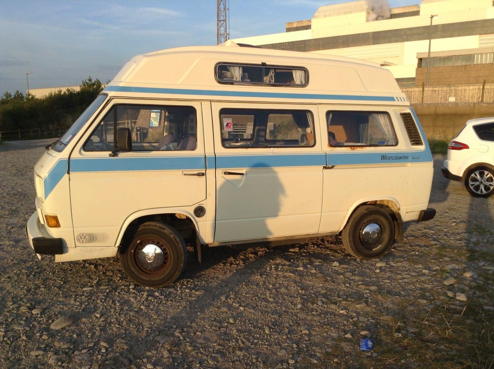used rvs 1984 vw t25 hightop camper van for sale by owner. Black Bedroom Furniture Sets. Home Design Ideas
