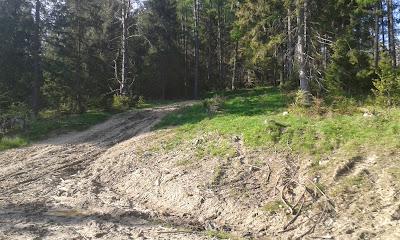 rowerem po Jaworkach