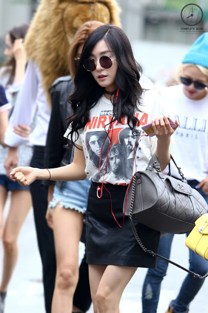 How to dress like Tiffany in less than 50 bucks?