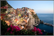 5 terre. I love this place,, can´t wait till april <3 (italy cinque terre manarol)