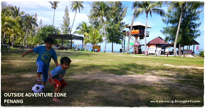 adventure zone batu ferringhi