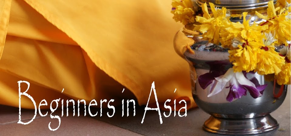 Beginners in Asia