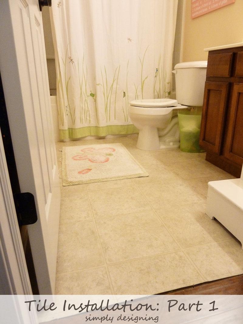Tile plan and demolition tile installation part 1 thetileshop tile plan and demolition tile installation part 1 thetileshop thetileshop dailygadgetfo Images