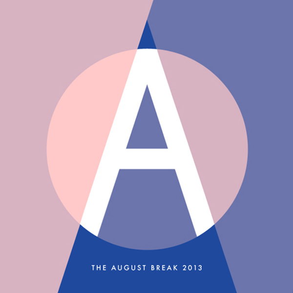 The August Break by susannah conway