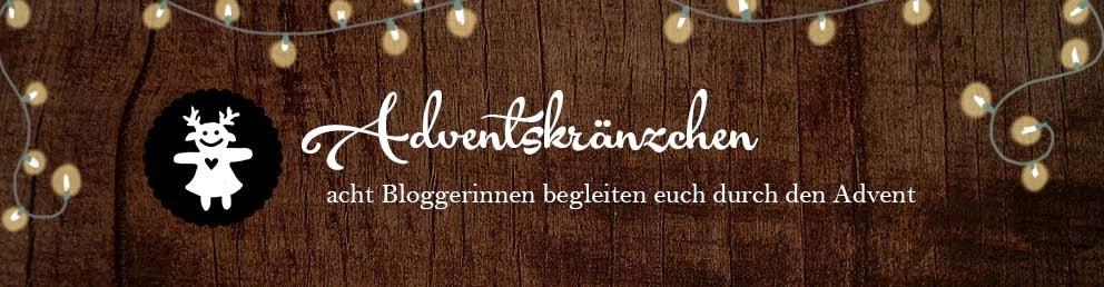 Adventskränzchen-Banner