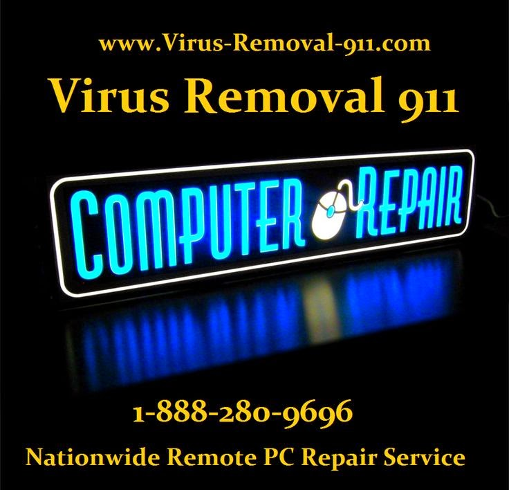 Nationwide Remote Virus Removal Service