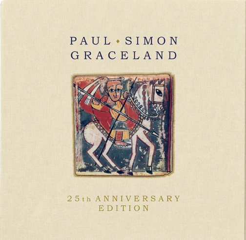 Paul Simon Graceland Album