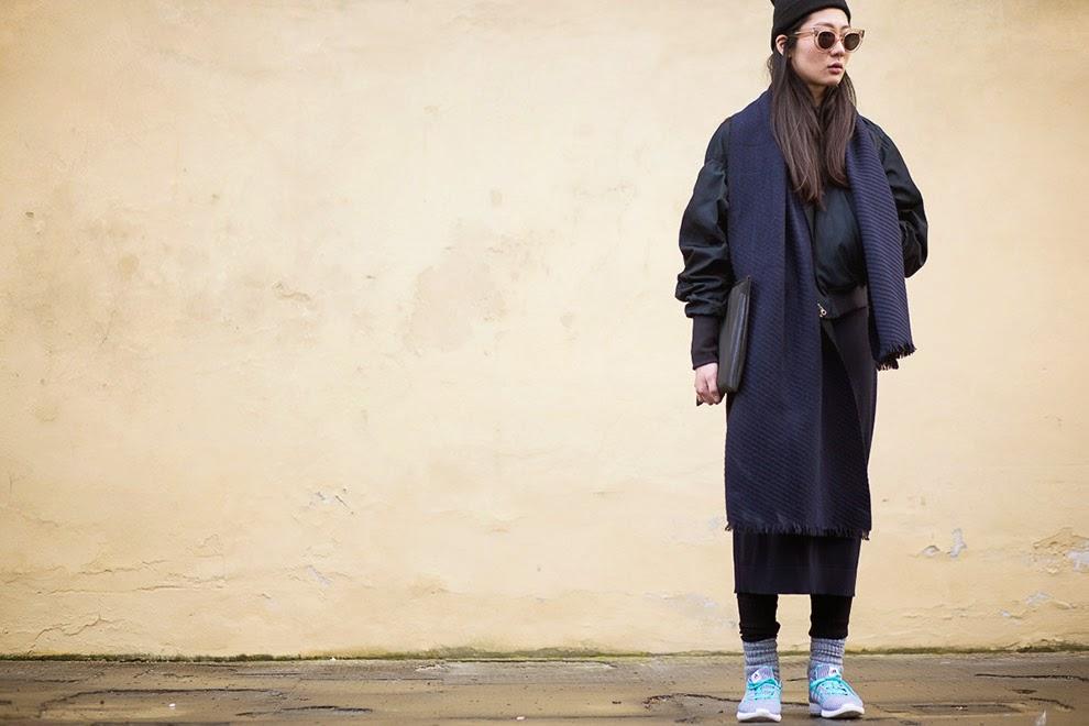 Street Style Pitti Uomo January 2015