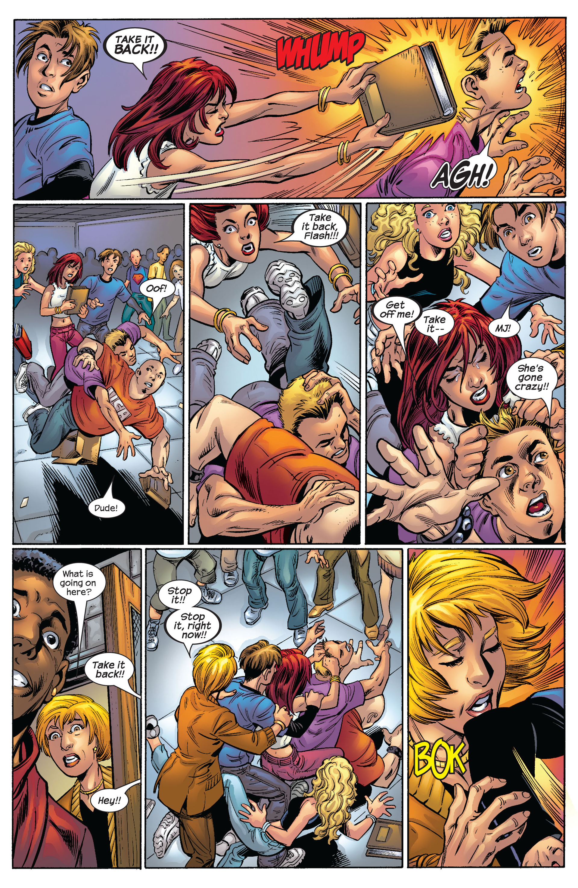 Ultimate Spider-Man (2000) Issue #65 #69 - English 7