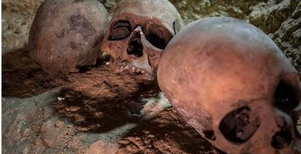Εντοπίστηκε Η «Αρχαία Πόλη Των Νεκρών»!
